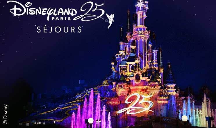 Disney land Paris - séjours