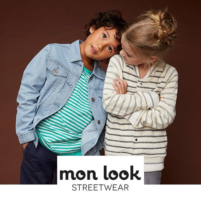 MON LOOK STREETWEAR
